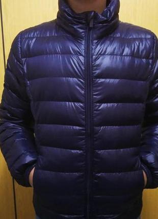 Пуховик куртка курточка демисезонная деми осень-весна