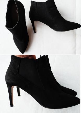 Демисезонные ботинки tu, большой размер