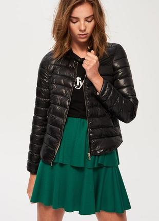 Стёганная легкая курточка