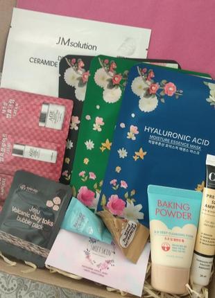 Подарочный набор корейской косметики 1