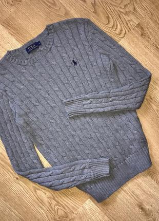 Свитер / кофта / свитшот / пуловер ralph lauren