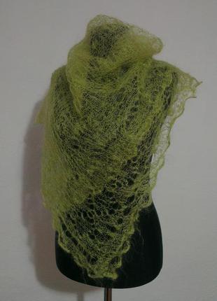 Оригинал, платок, шаль из козьего пуха