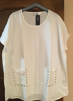 Туника-блуза батал miamoda 58