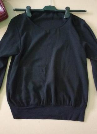 Стильный свитшот с карманом от zara1