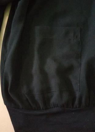 Стильный свитшот с карманом от zara4