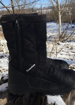 Термо черевики quechua