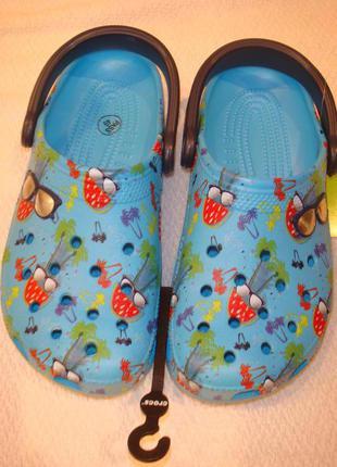Кроксы crocs unisex classic clog w6 - 22,8см3