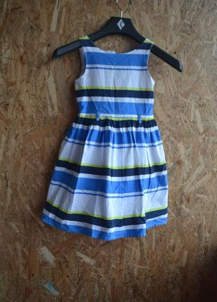 Next платье на 5/6 лет как новое