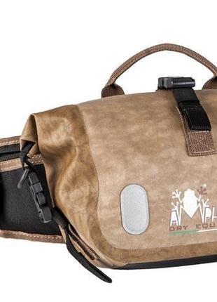 Поясная трекинговая, мото сумка  amphibious, италия