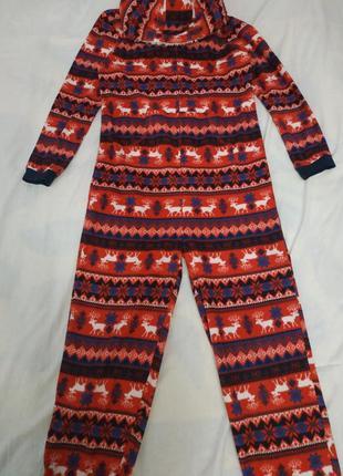 Флисовая пижама / кигуруми слип