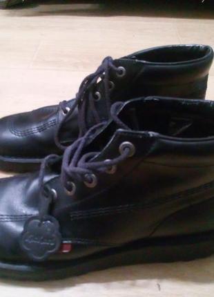 Ботинки kickers 44