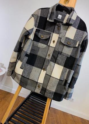 Бомбер рубашка