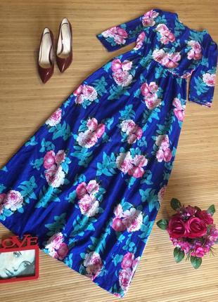 Нереально красивое платье, размер м-l