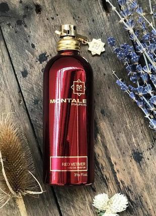 Red vetyver montale_original_eau de parfum 5 мл_затест