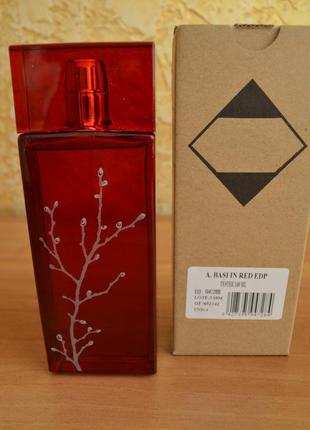 Armand basi in red парфюмированная вода тестер 100 ml. испания. оригинал