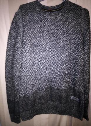 Мужской  брендовый свитер