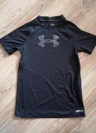 Детская компрессионная футболка under armour