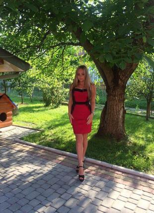Стильне мініатюрне плаття, платье, сукня