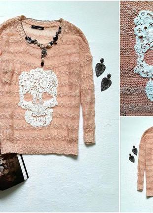 Винтажный свитерок от tiramisu