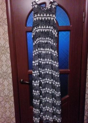 Плаття в пол