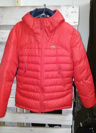 Куртка лакоста, оригинал