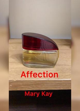 Духи affection  mary kay