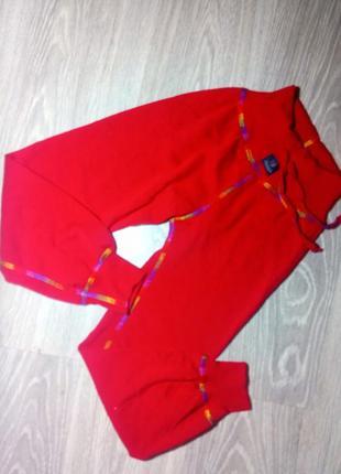 Штаны спортивные из шерсти мериноса 100%merino wool janus