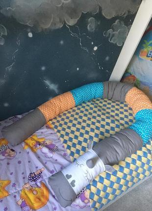Зручна подушка для вагітних