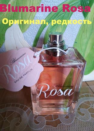 Blumarine rosa оригинал, парфюмированная вода, духи парфюм 10 мл, блюмарин