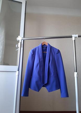 Синий пиджак george