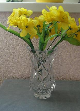 Искусственные цветы нарциссы