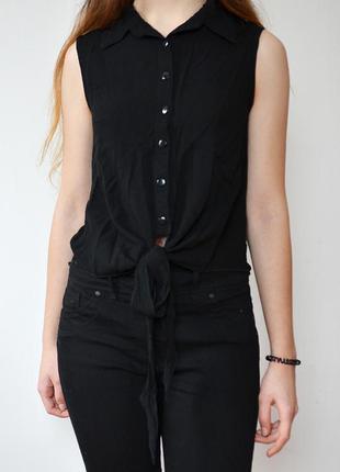 Рубашка черная jennifer taylor