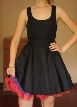 Прекрасне коктельне плаття від h&m платье