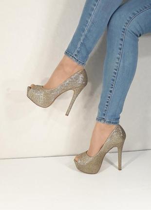 Шикарные туфельки от new look