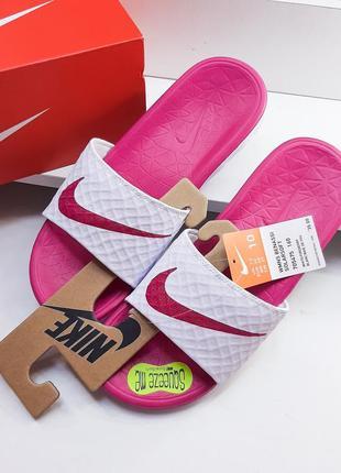Nike шлепки оригинал