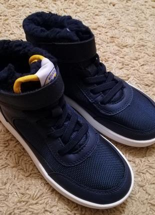 H&m ботинки хайтопы