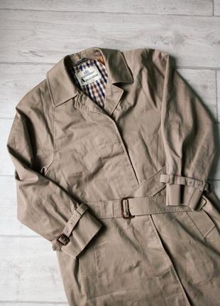 Тренч пальто aquascutum burberrys