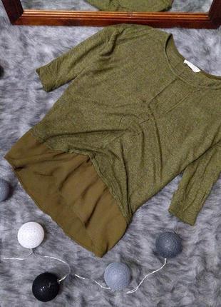 Блуза кофточка stradivarius