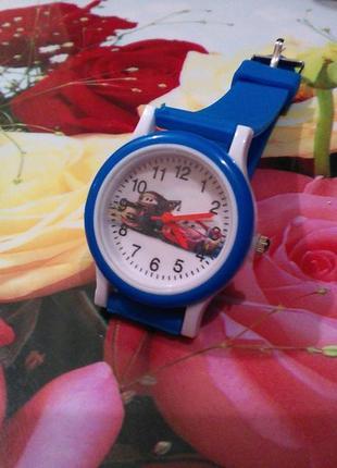 Годинник дитячий mcqueen (часы детские макквин)