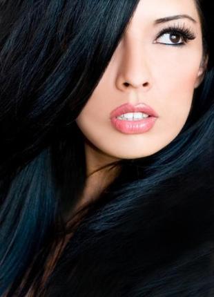Краска для волос фаберлик черный