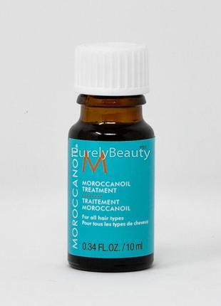 Восстанавливающее масло для волос moroccan