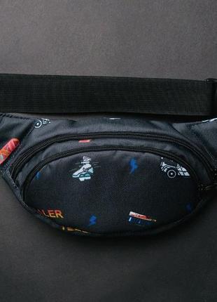 Поясная сумка staff back to the future
