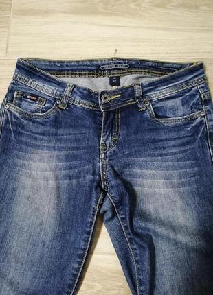 Узкие джинсы4 фото