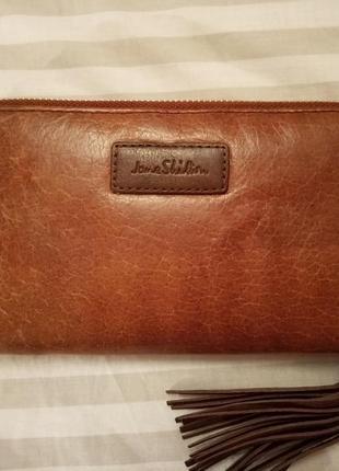 Jane shilton: кожаный кошелек
