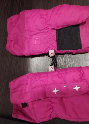 Перчатки,варежки, лыжные, непромокаемые рукавицы, обмен торг