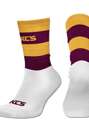 """Спортивные носки kc""""sport футбольные носки"""