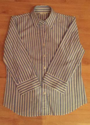 Легкая рубашка marks&spencer