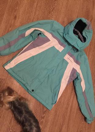Курточка горнолыжная