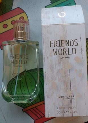 Oriflame friends world