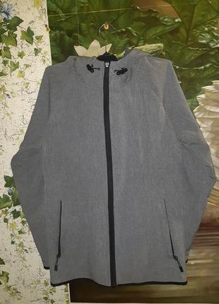 Куртка - ветровка staff